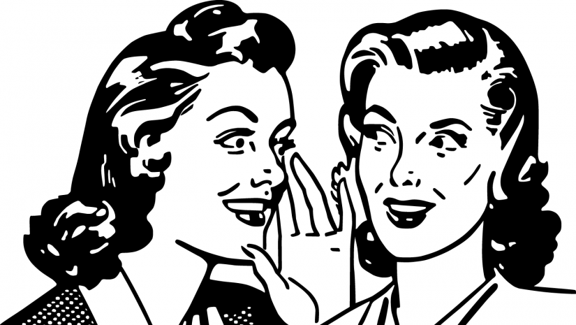 gossip-commérage