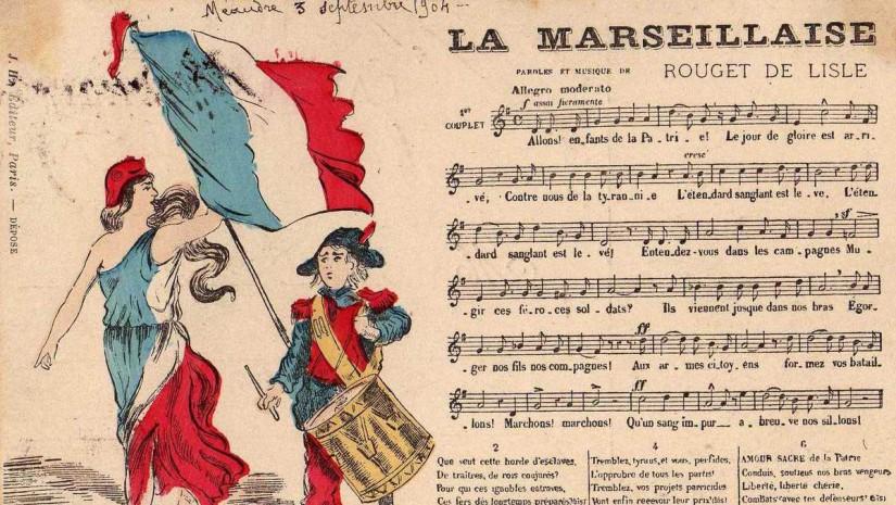 la marseillaise de gainsbourg histoire des arts