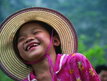 sourire fillette vietnam