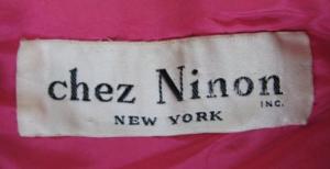 tailleur rose jackie Kennedy NINON