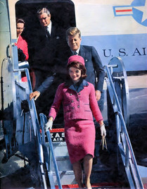 jackie-kennedy-john-fitzgerald-kennedy-le-gouverneur-texan-john-connally-et-son-épouse-nellie-connally