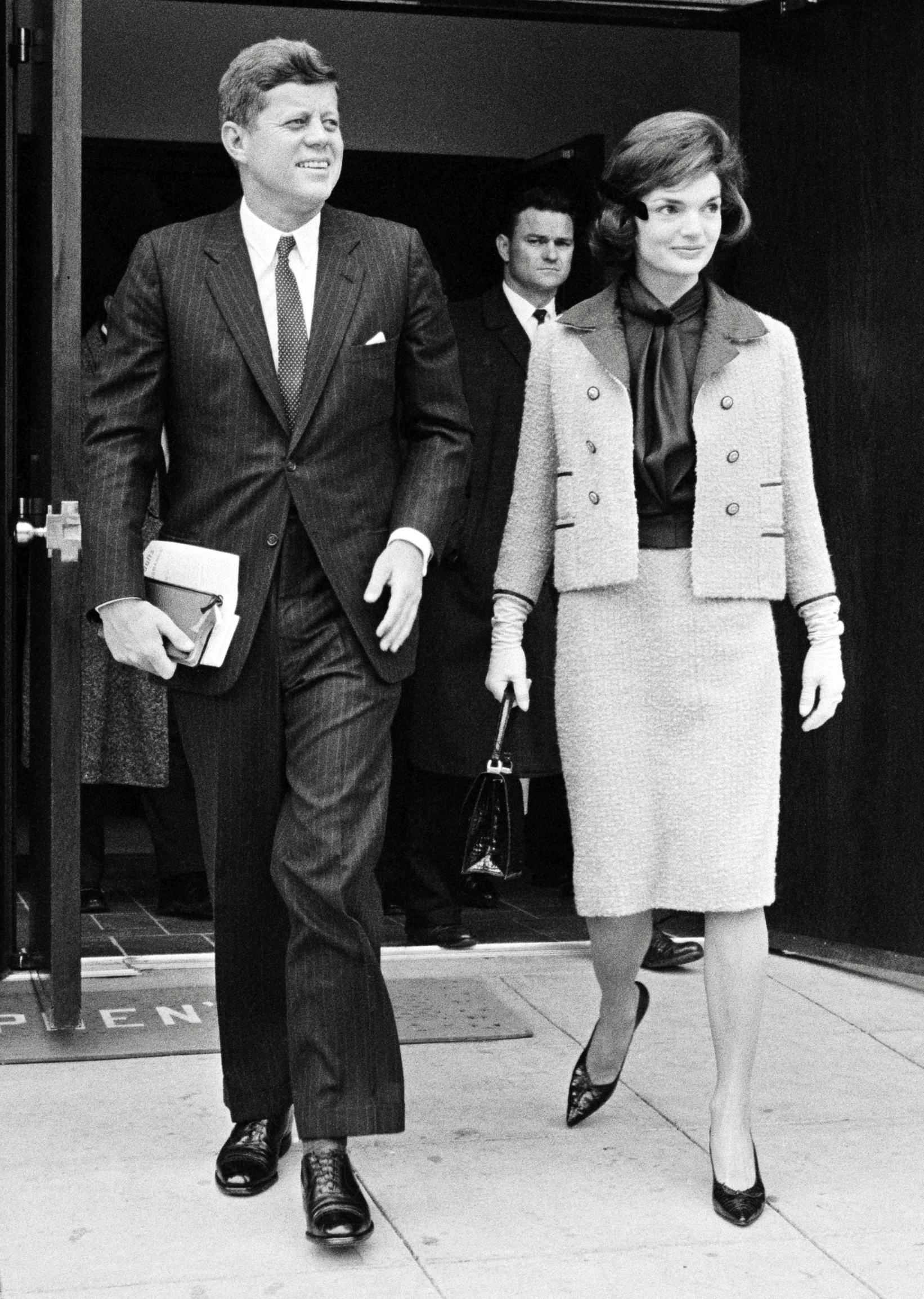 Jackie kennedy yellow dress