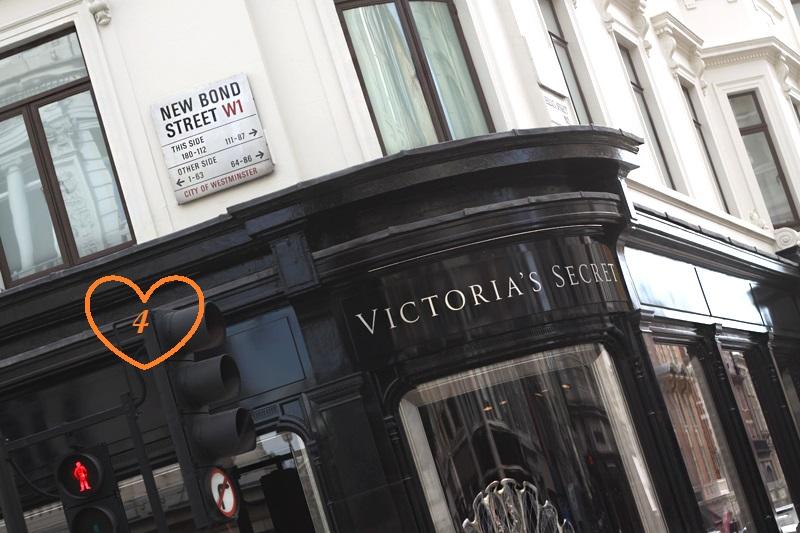 victoria's secret london