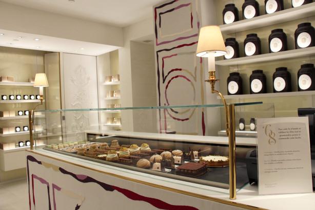 Un th chez guerlain 1 for Boutique de decoration paris