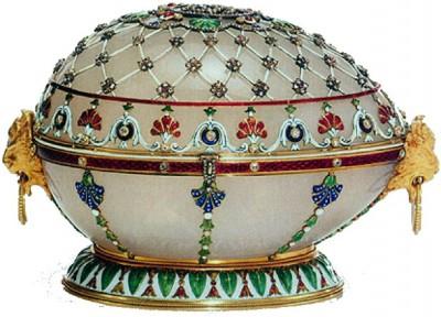 Fabergé-œuf-régence