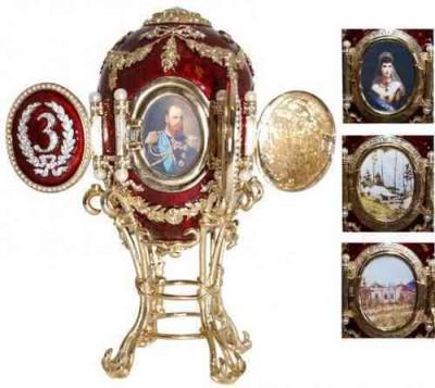 Fabergé-œuf-du-caucase