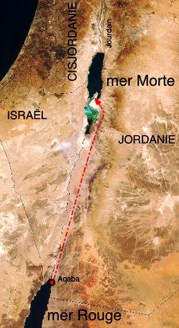 mer-morte-Jordanie