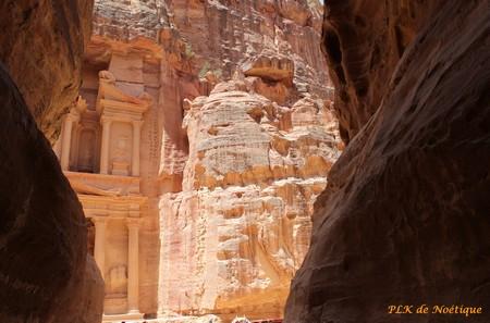 pétra-le-trésor-Al-Khazneh-au-bout-du-siq