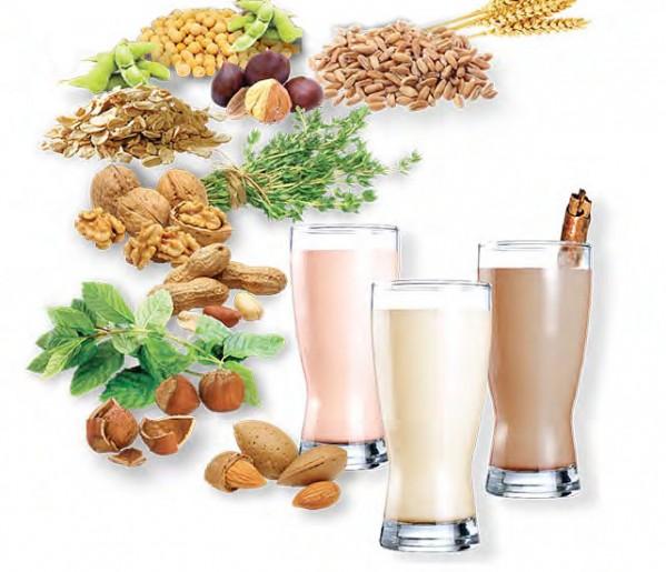 laits-végétaux