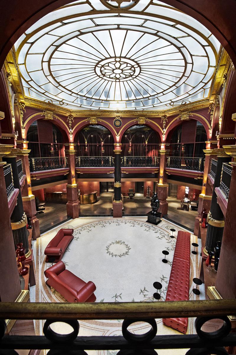 hall-hotel-banke-paris