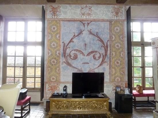 château-de-Bagnols-appartement-madame-de-Sévigné