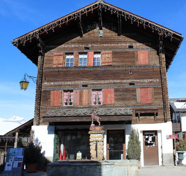 vercorin village suisse