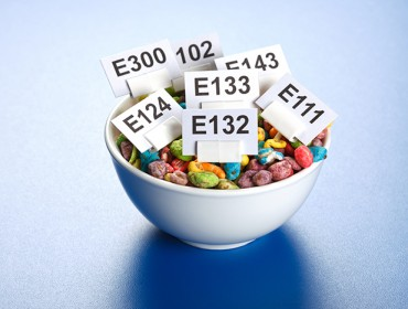 additifs alimentaires qui font grossir E446 et E433