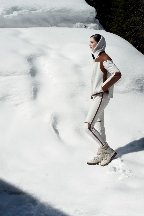 look sport d'hiver chanel