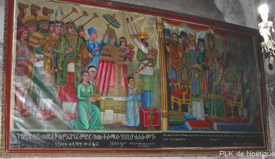 peinture-biblique-le(roi-salomon-reçoit-la-reine-de-sabbat