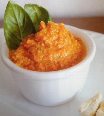 pesto-de-tomates-séchées