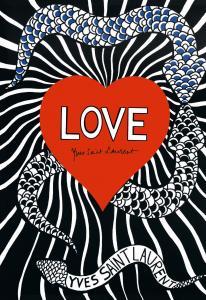 album-Love-Yves-Saint-Laurent