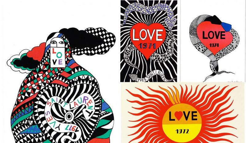 album love YSL