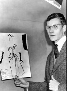 Yves-saint-laurent-croquis-1954