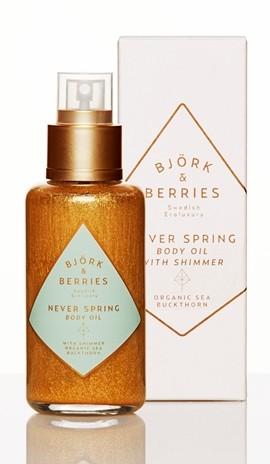 Björk§berries huile never spring