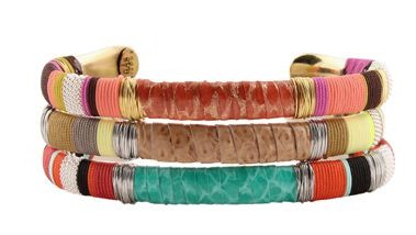 gas-bijoux- Bracelets -Python