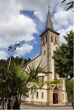 Eglise sainte Cunégonde Luxembourg
