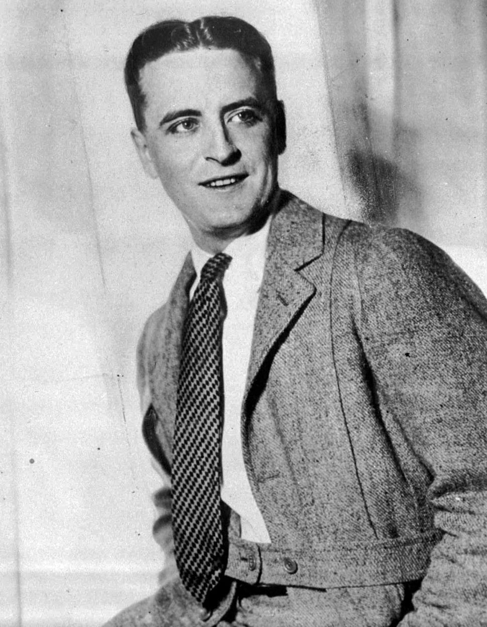 Temperature F Scott Fitzgerald