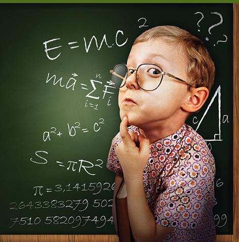 Intelligent-little-boy