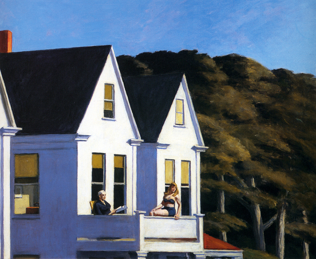second-story-sunlight-Edward-hopper