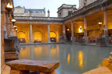 spa romain
