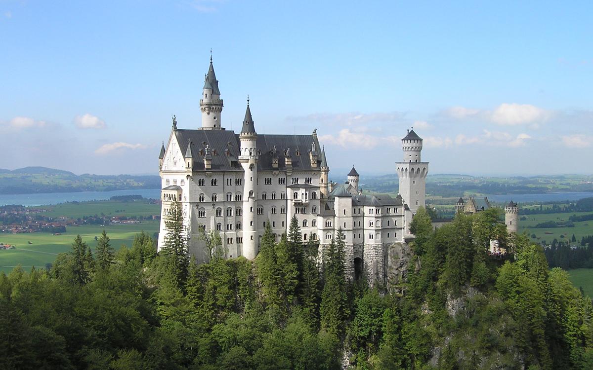 chateau-de-Neuuschwanstein