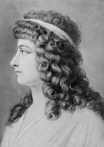 Charlotte-von-stein-femme-goethe
