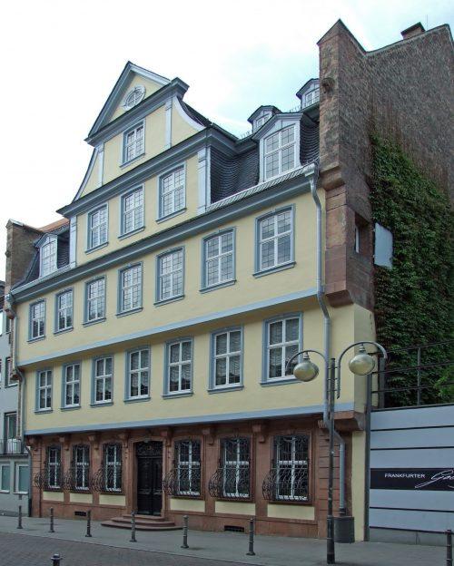 Goethe-maison
