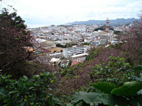 nago-city-okinawa-japan