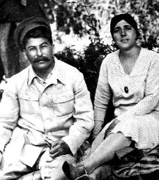 Staline-épouse-Ekaterina-Svanidze