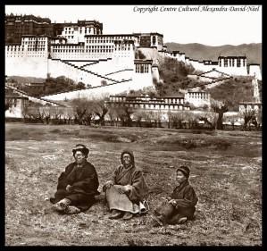 Alexandra-David-Néel-lama-Yongden-Lhassa