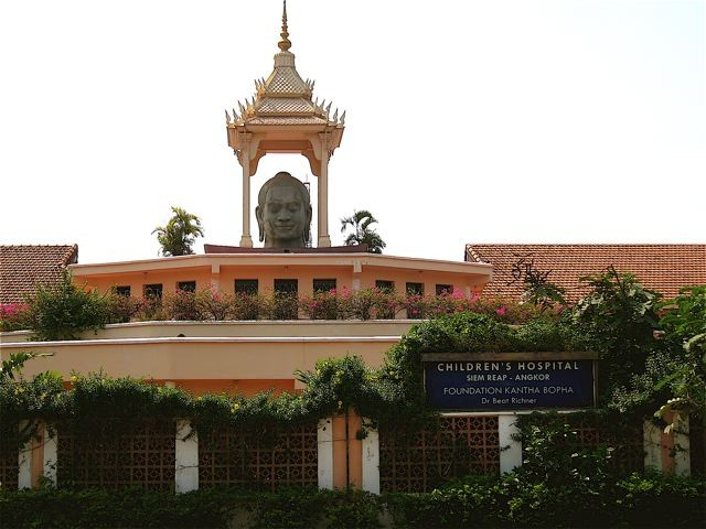 Hopital-Kantha-Bopha-à-Siam-Reap