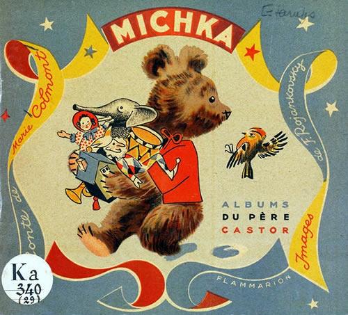 album-du-Père-Castor-Michka