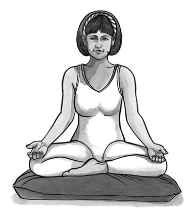 position-du-méditant-lotus