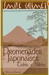 promenades japonaises Emile Guimet-livre