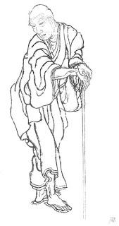 Hokusai-auto-portrait