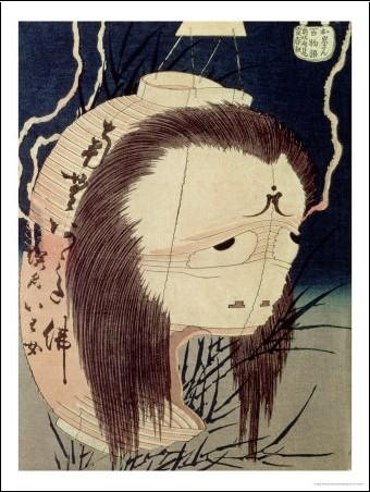 katsushika-hokusai-fantome-japonais-gravure-sur-bois