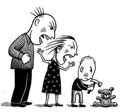 parents-violents