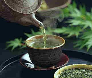 boire thé contre le stress