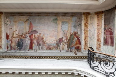 musée-jacquemart-fresque-tiepolo