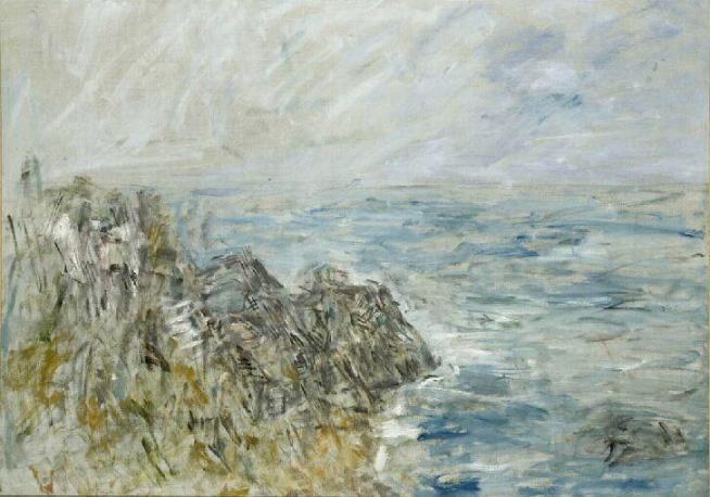 la-pointe-de-razen-Eugène-boudin