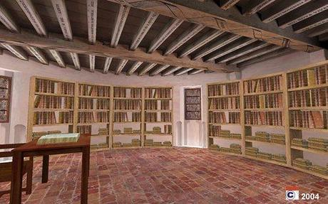 Montaigne-sa-bibliothèque