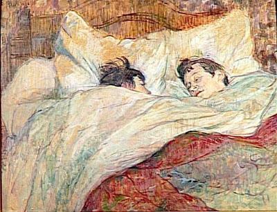 le-lit-de-Toulouse-Lautrec-Musée-d-Orsay