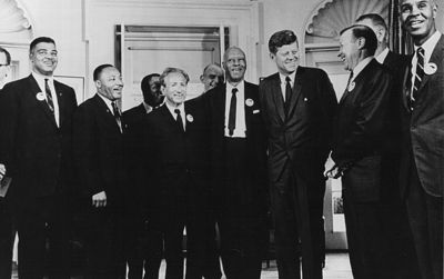 Martin-Luther-King-Kennedy