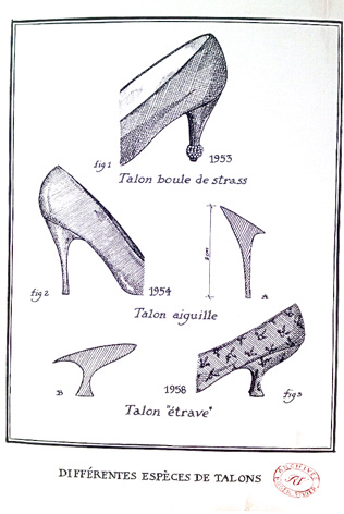vivier-roger-talon-étrave